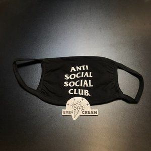 Anti Social Social Club Medical Facemask BapE